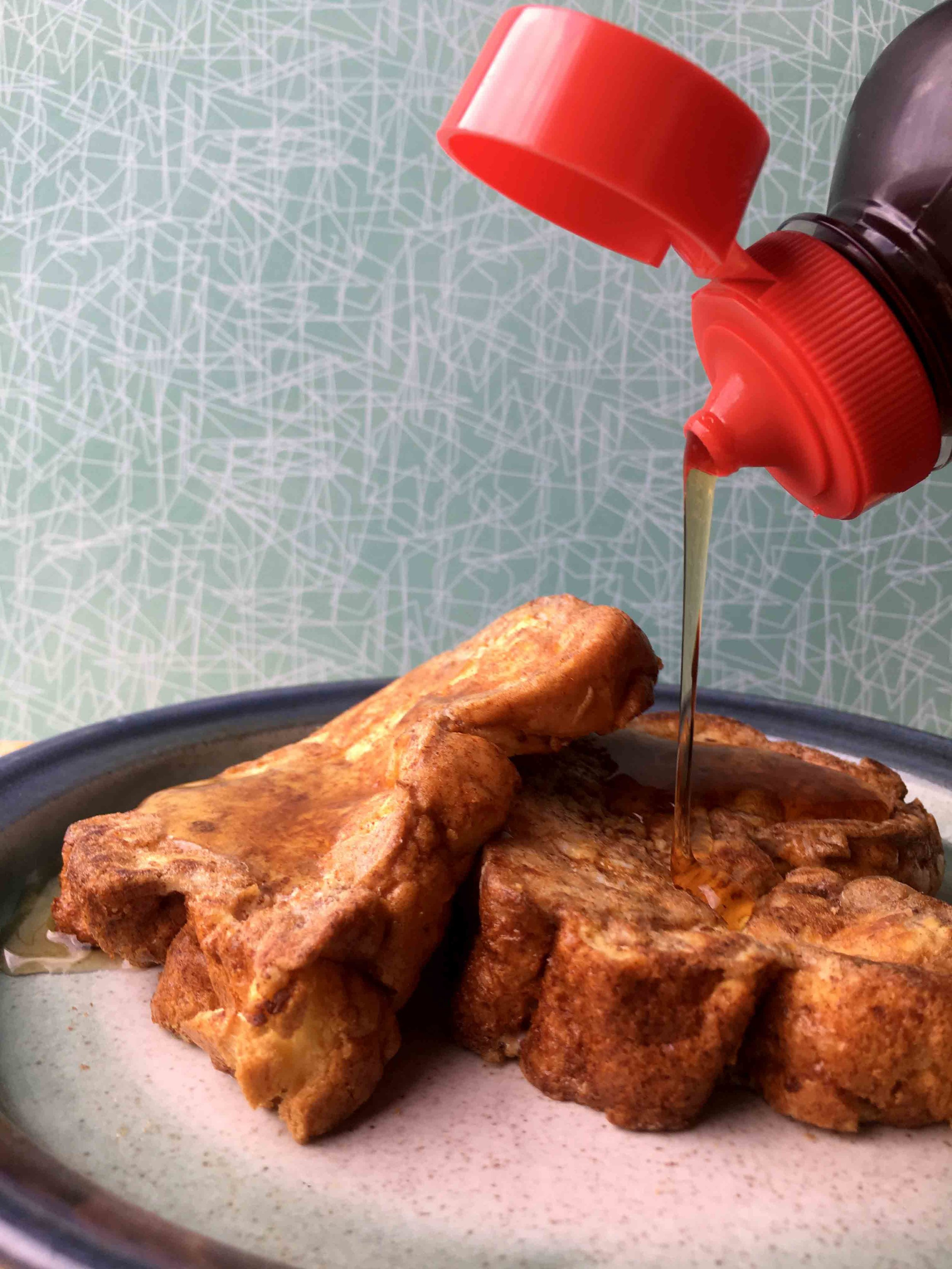 Low Carb Keto Cloud Bread French Toast Recipe