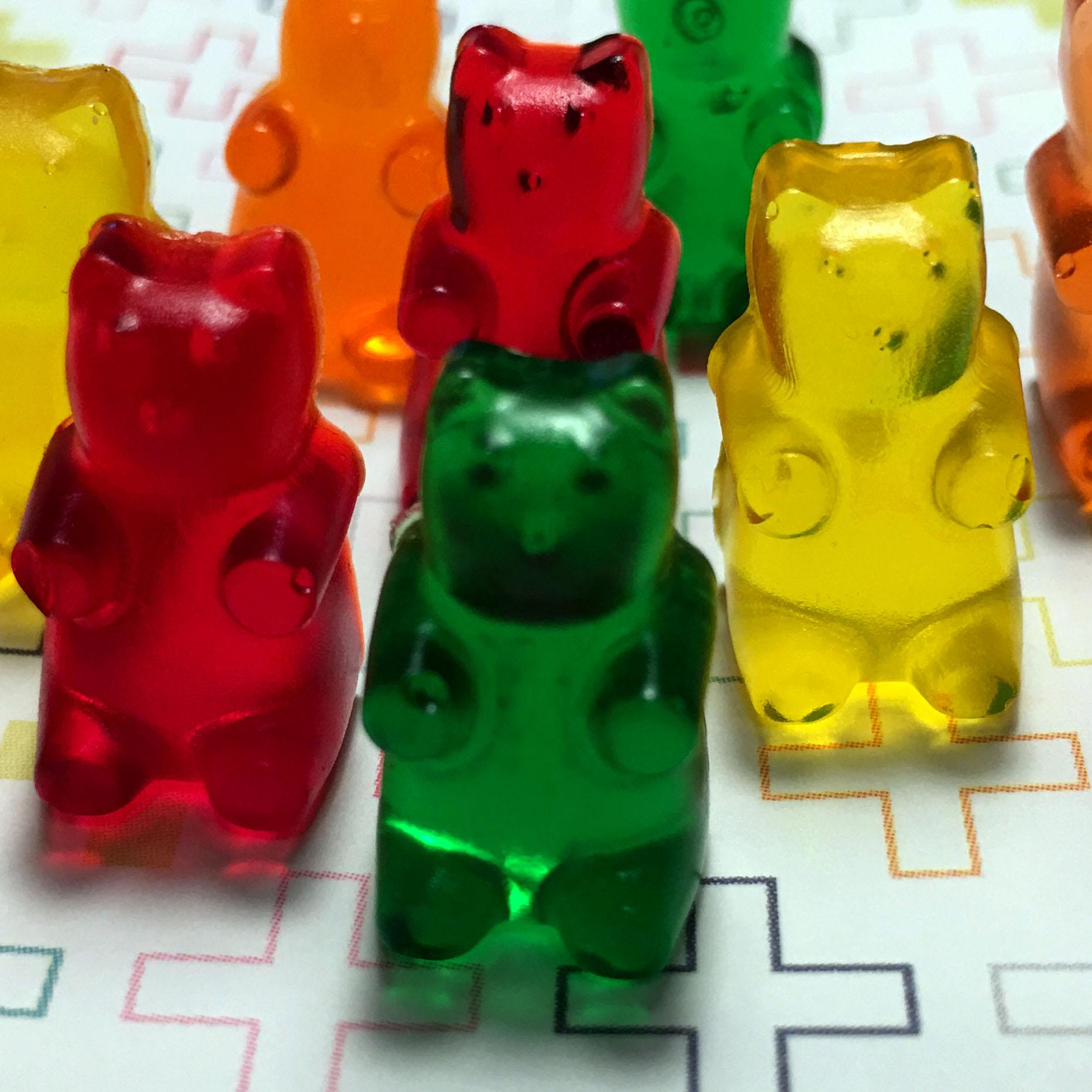 Low Carb DIY Sugar-Free Gummies Recipe