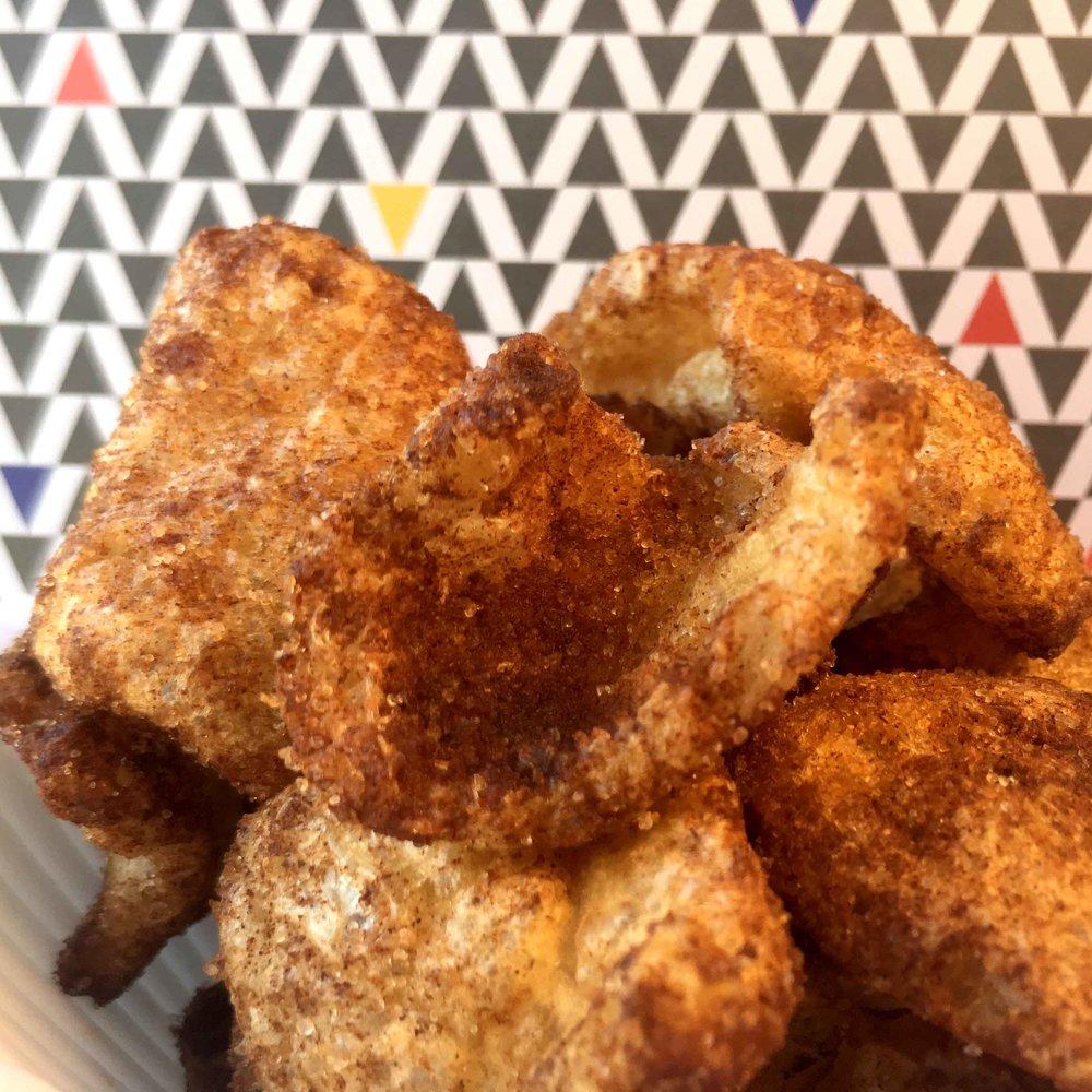Low Carb Keto Cinnamon Twists Recipe