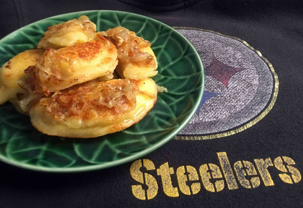 Low Carb Keto Pittsburgh Pierogies Recipe