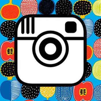 Resolution Eats Instagram Button