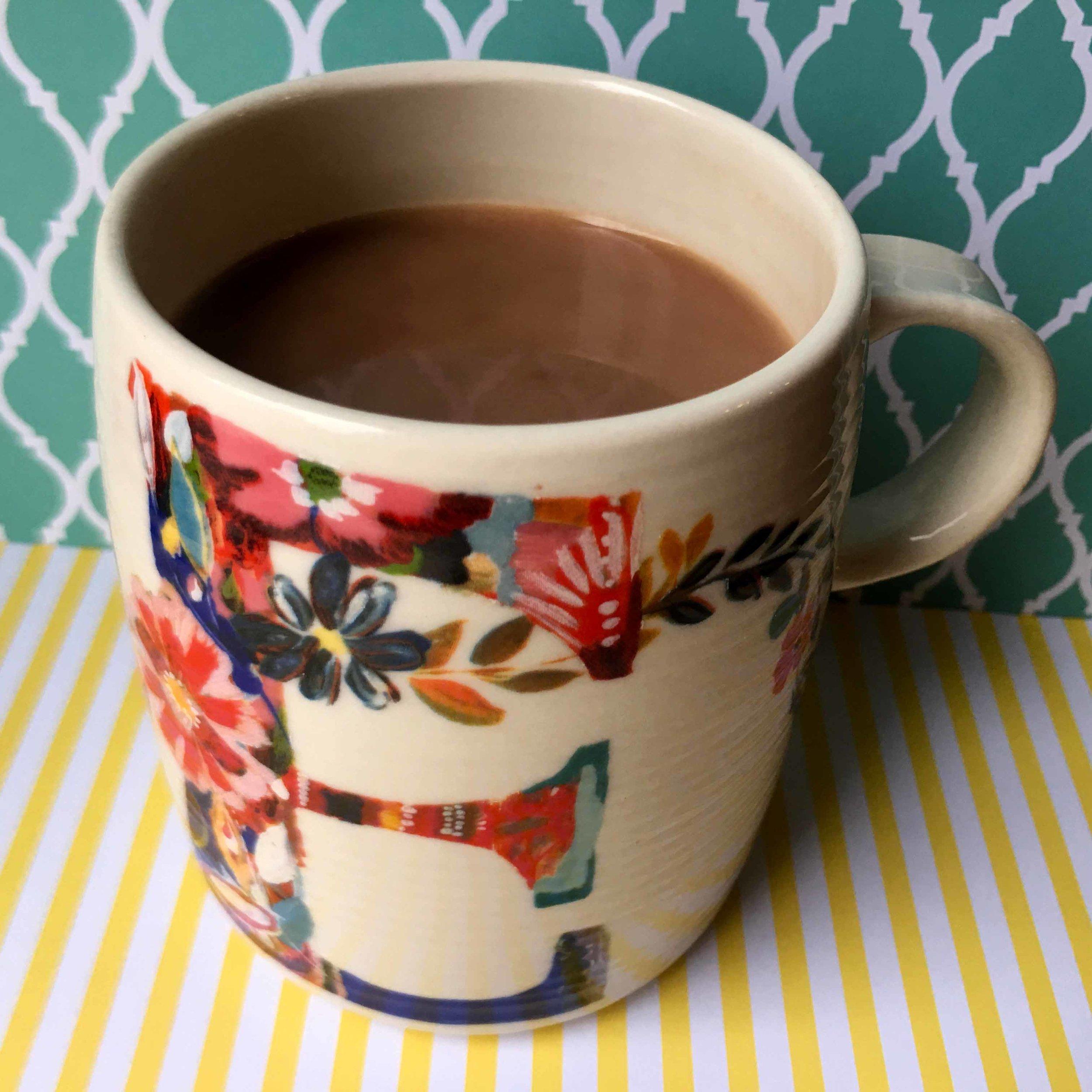 Keto Hot Cocoa Chocolate Recipe