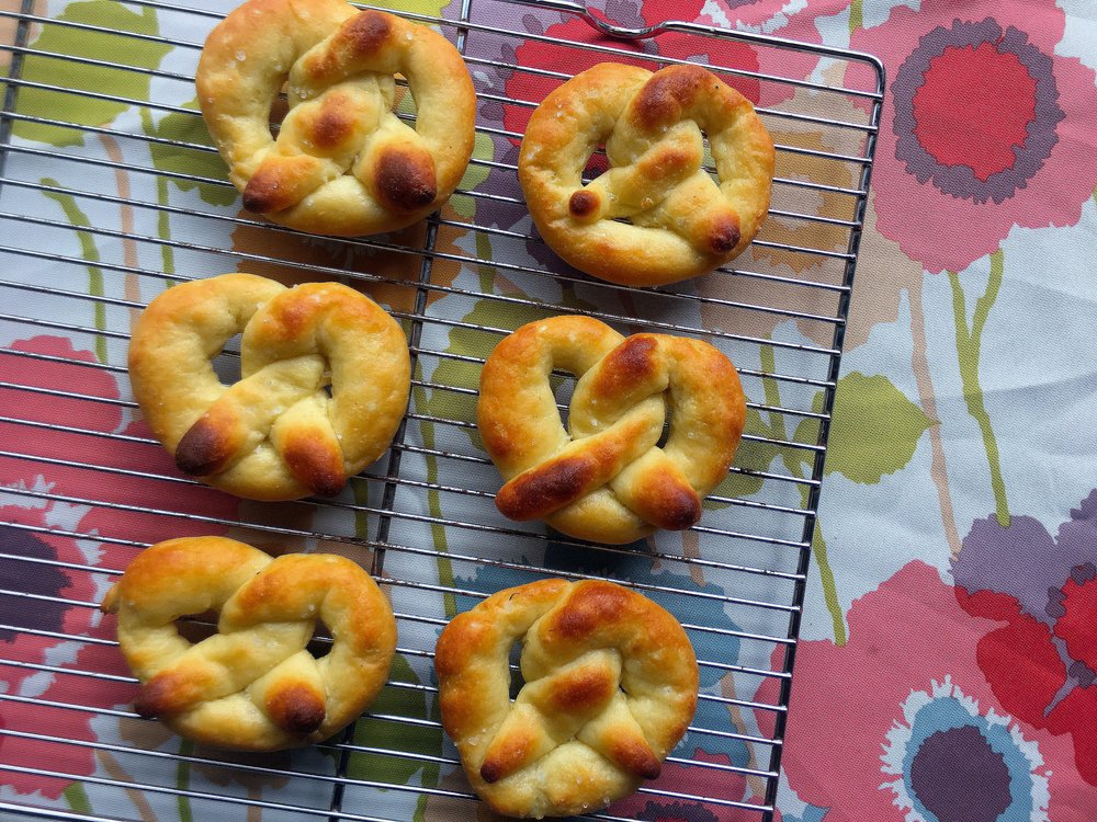 Low Carb Keto Gluten Free Pretzel Recipe
