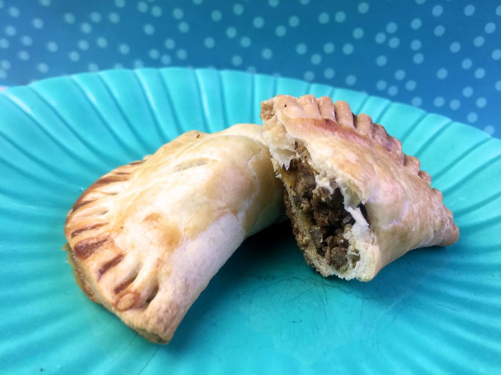 English Beef and Vegetable Hand Pie Recipe