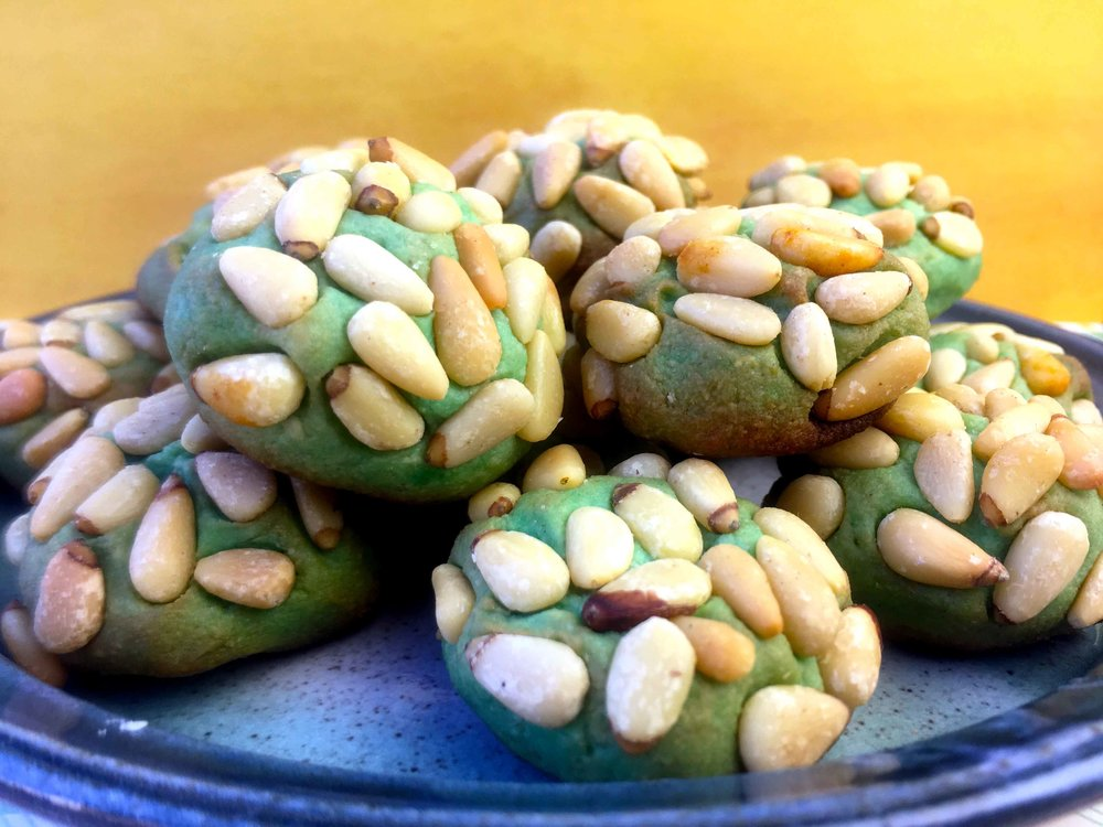 Low Carb Keto Pignoli Cookie Recipe