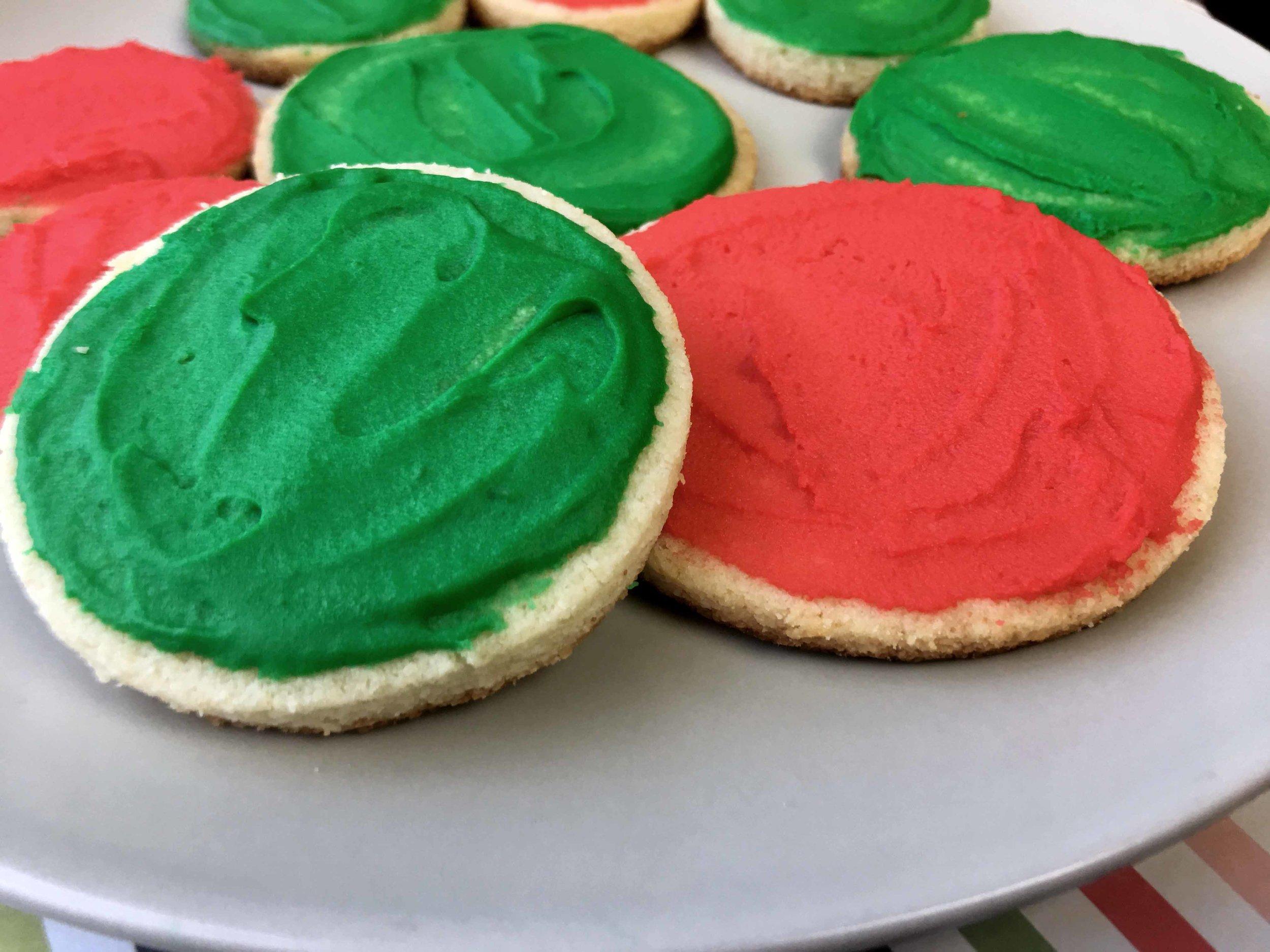 Low Carb Keto Grain Free Shortbread Holiday Cookie Recipe
