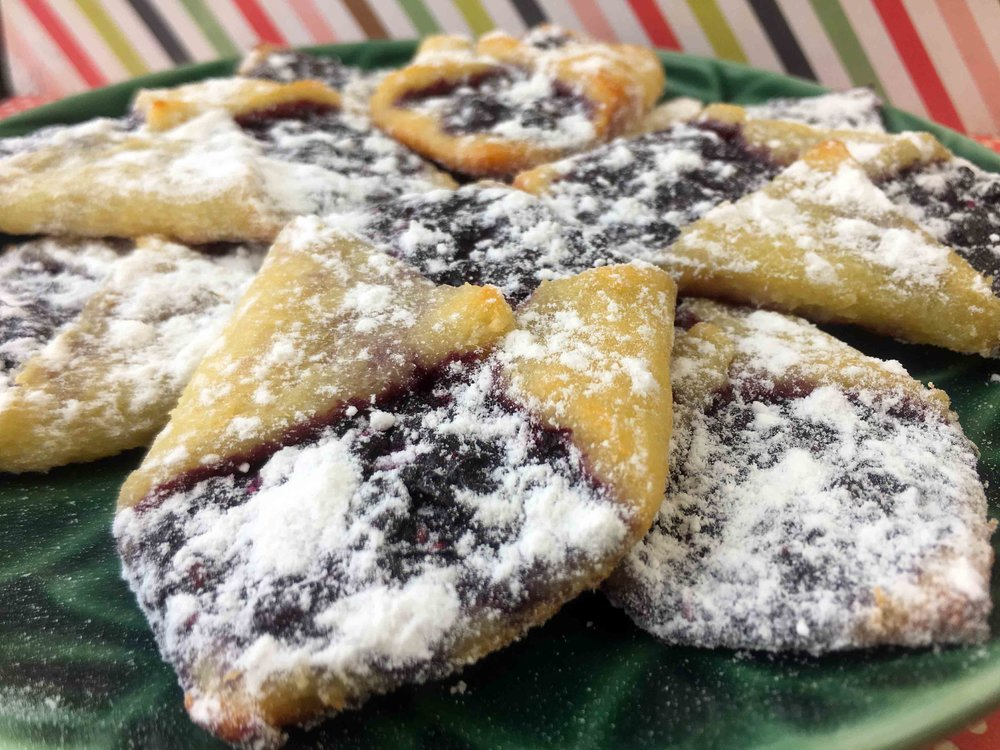 Low Carb Fruit Filled Cookie Recipe