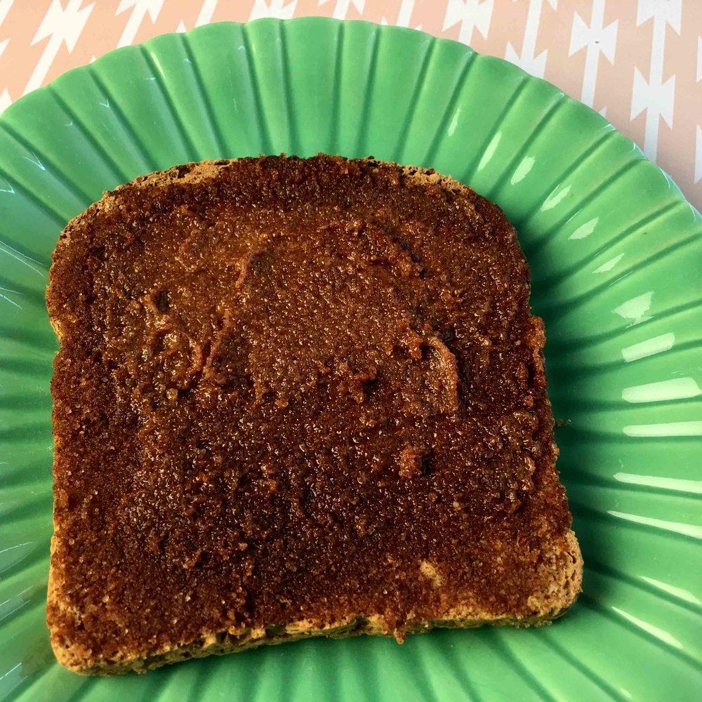 Low Carb Cinnamon Toast Recipe