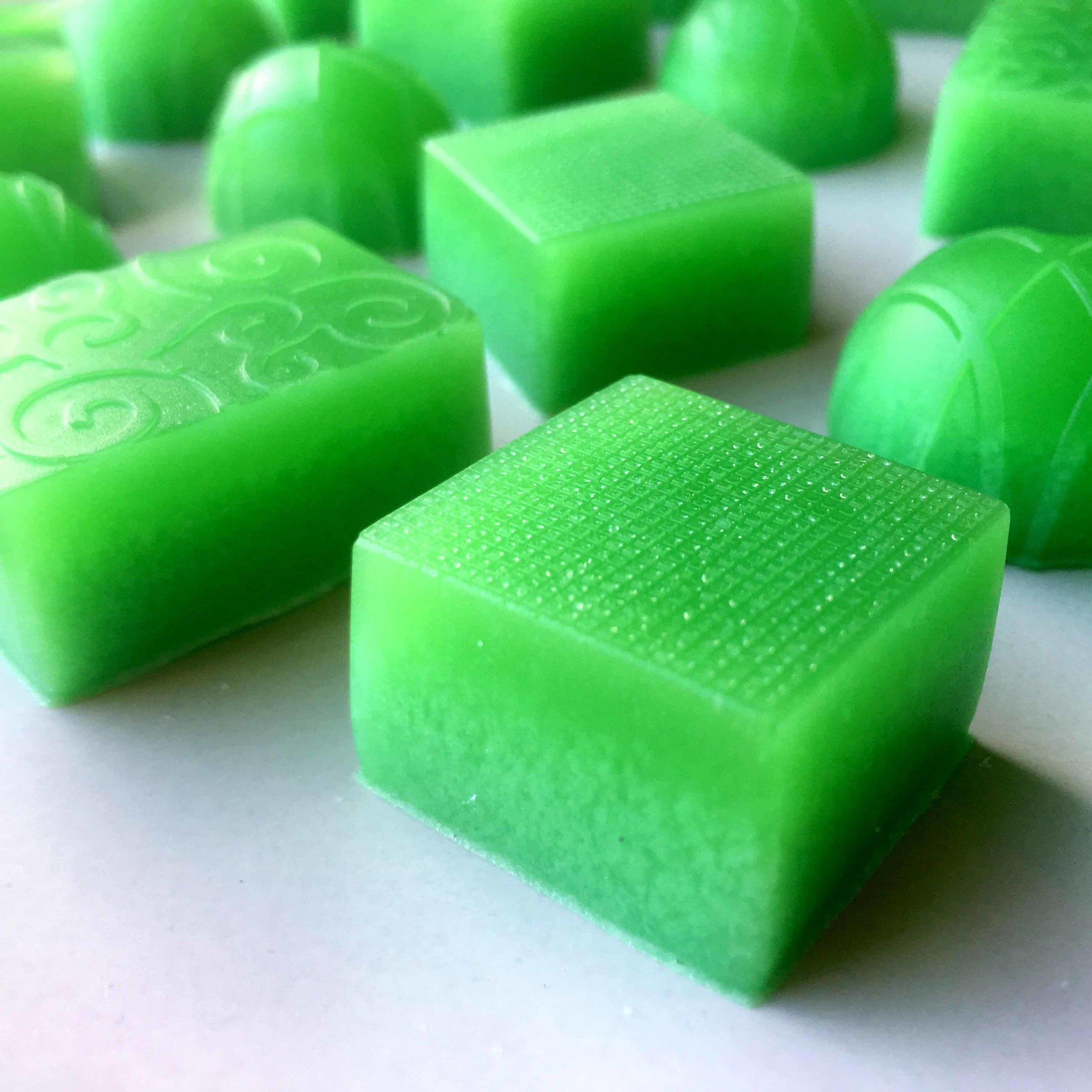 Low Carb Keto Coconut Lime Gummy Recipe