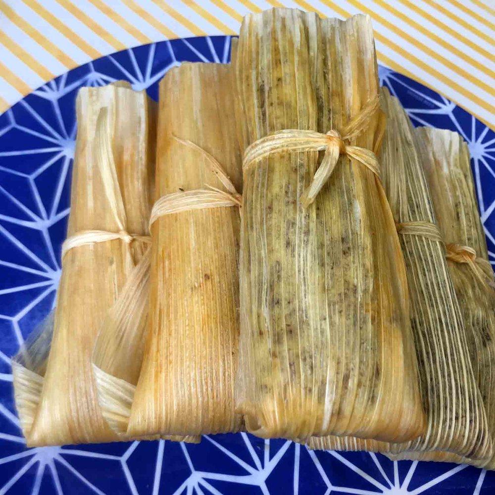 Low Carb Keto Paleo Beef Tamales Recipe