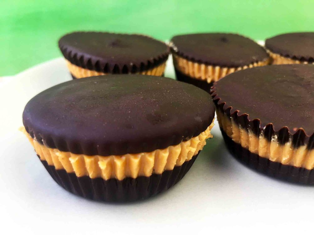 Low Carb Keto Peanut Butter Cup Recipe