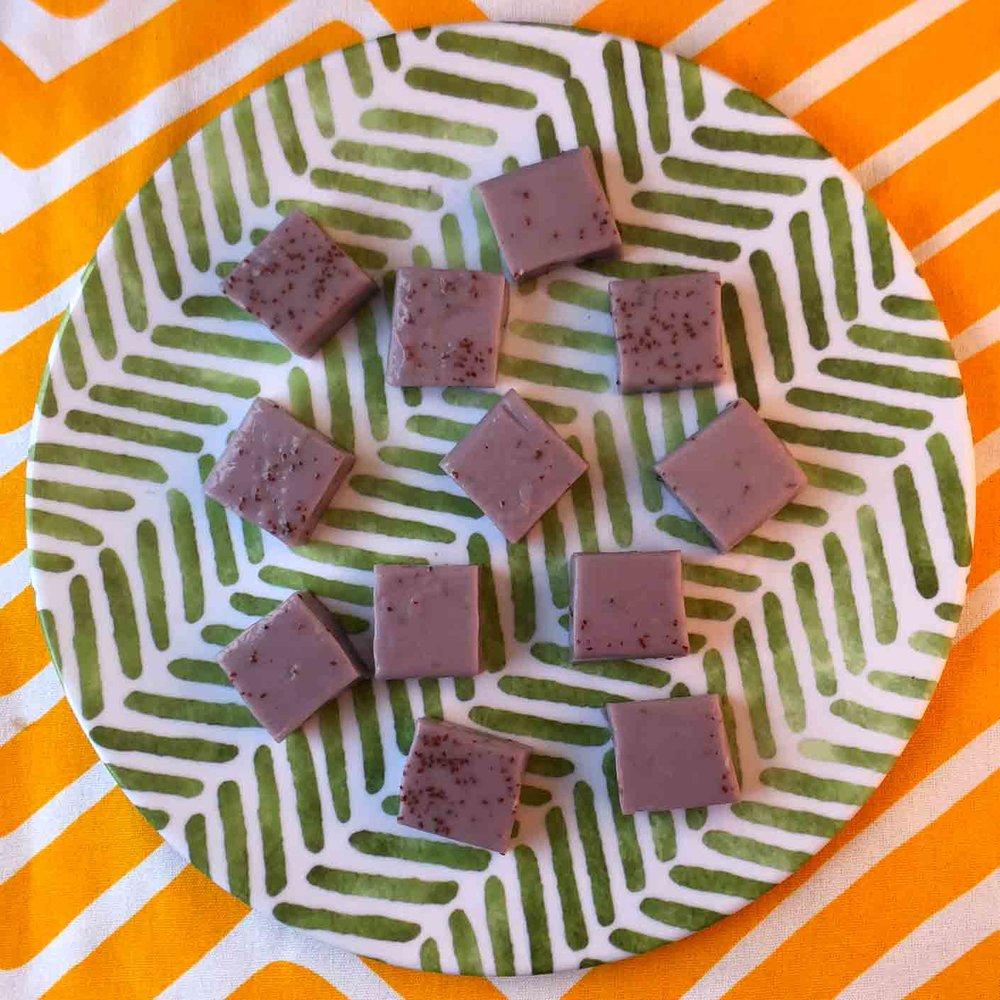 Low Carb Keto Blueberry Coconut Gummies Recipe