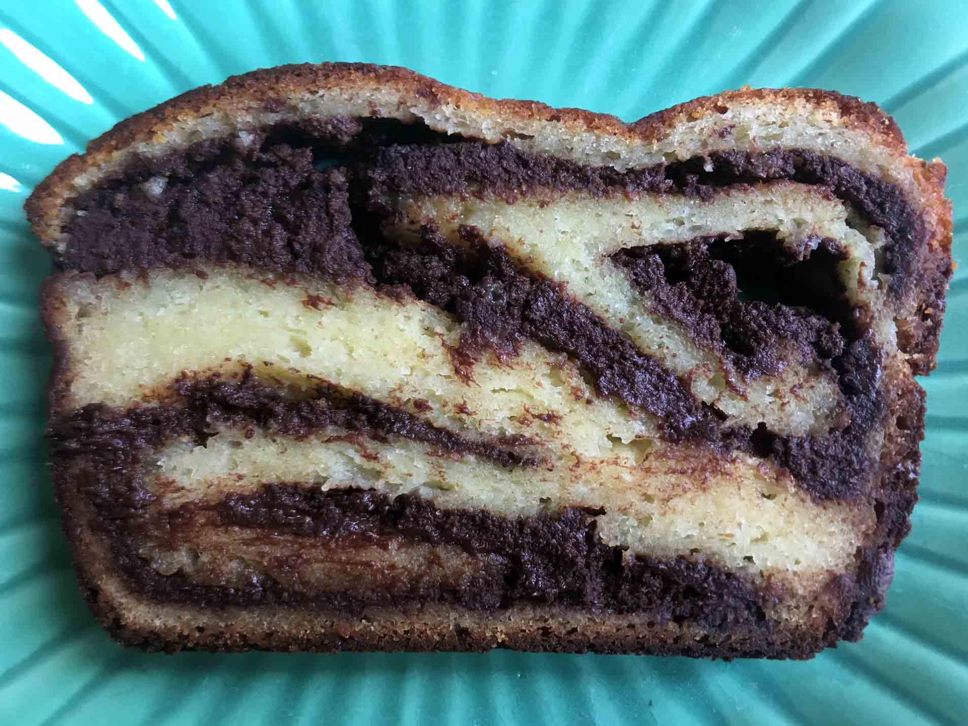 Low Keto Chocolate Babka Recipe