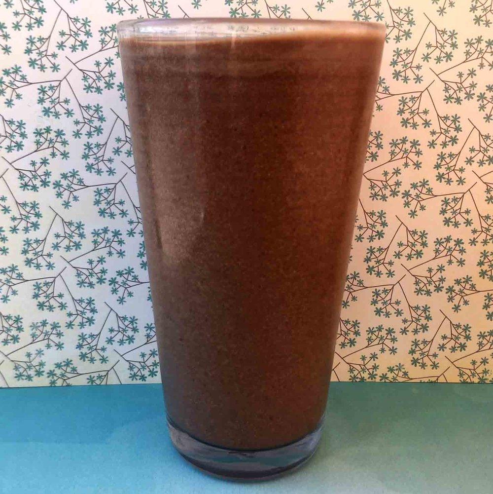 Low Carb Keto Chocolate Avocado Shake Recipe