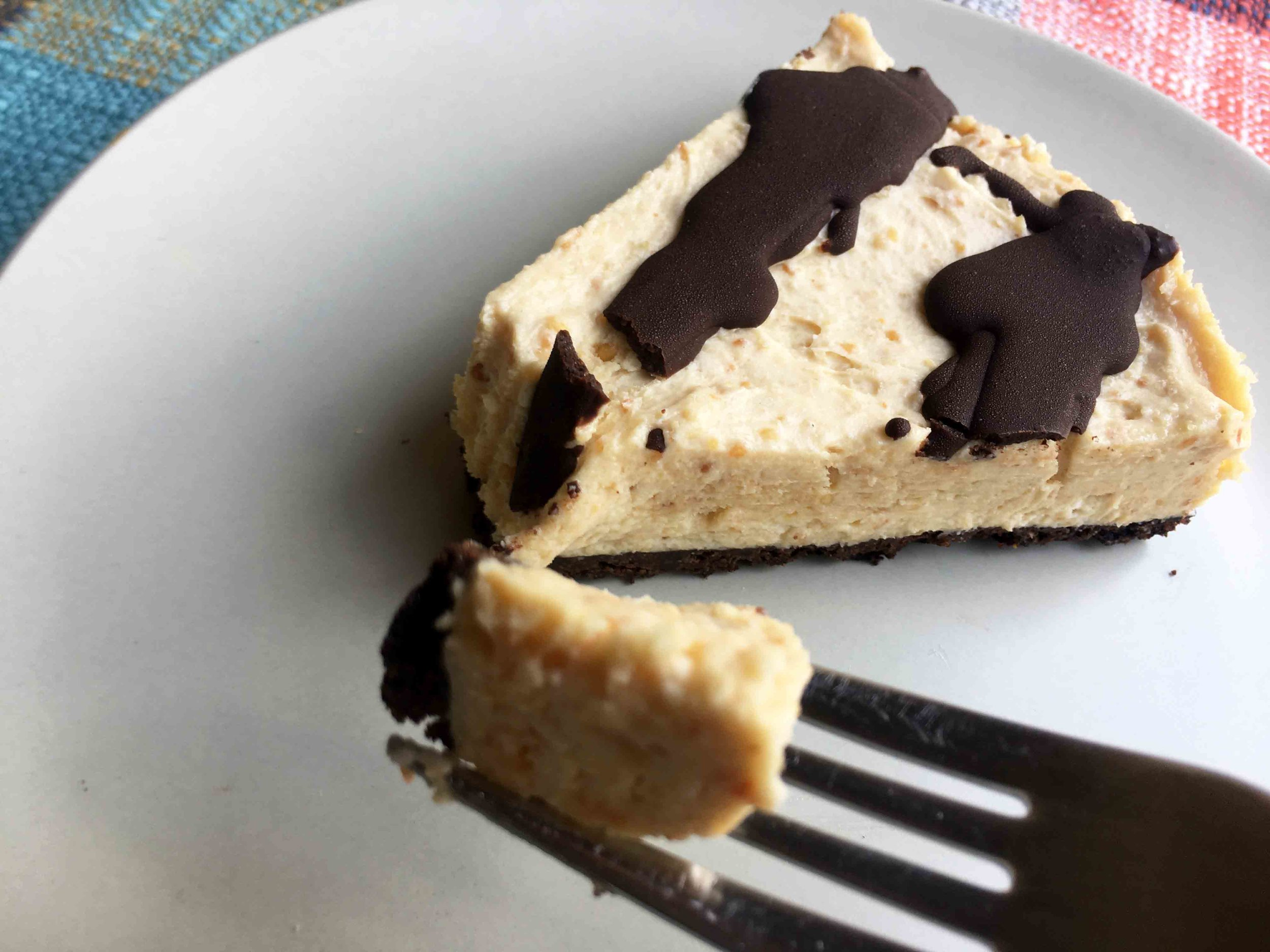 Low Carb Keto Peanut Butter Pie Recipe