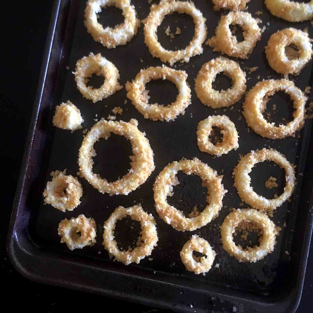 Low Carb Keto Onion Ring Recipe