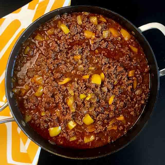 Low Carb Keto Chili Con Carne Recipe