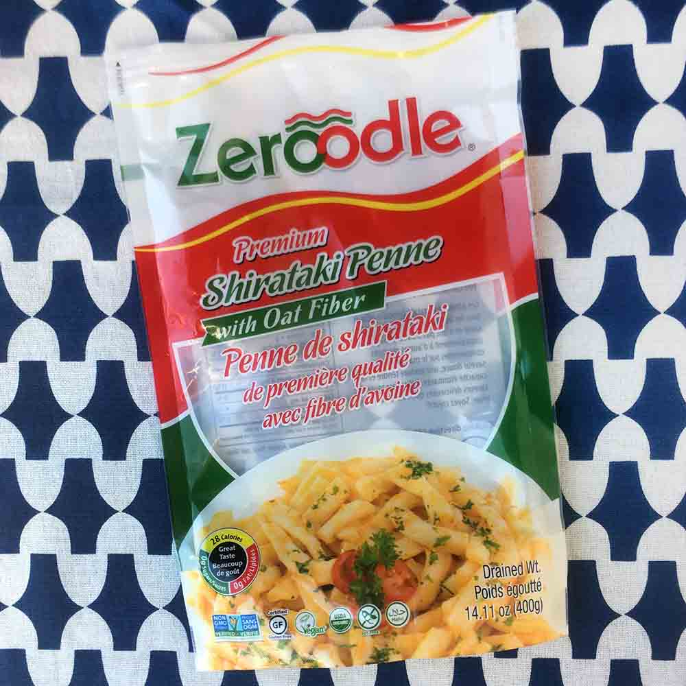 Low Carb Keto Baked Ziti Recipe Zeroodle Bag