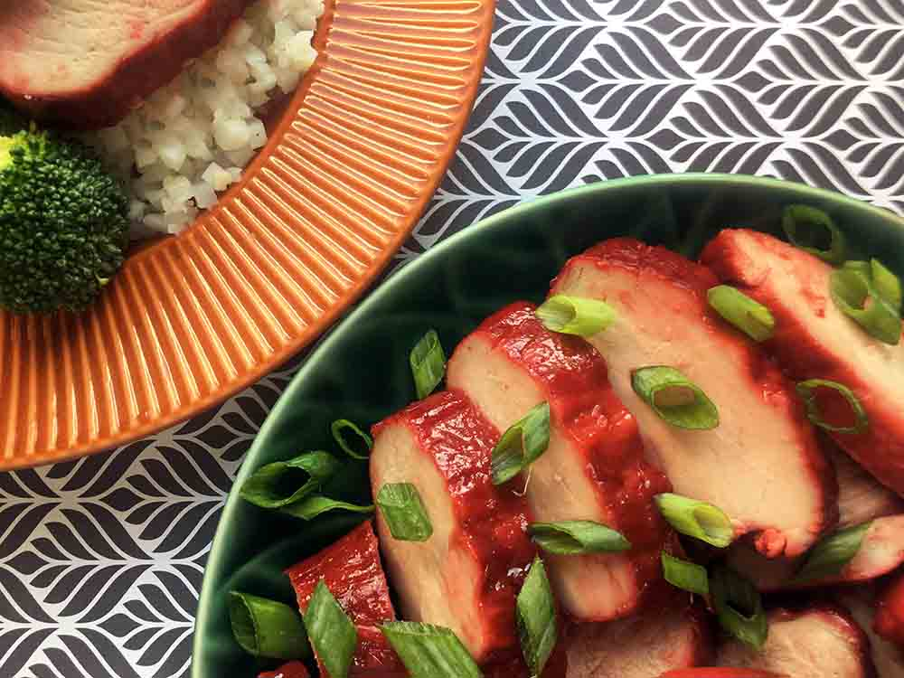 Low Carb Chinese BBQ Pork (Char Siu) Recipe