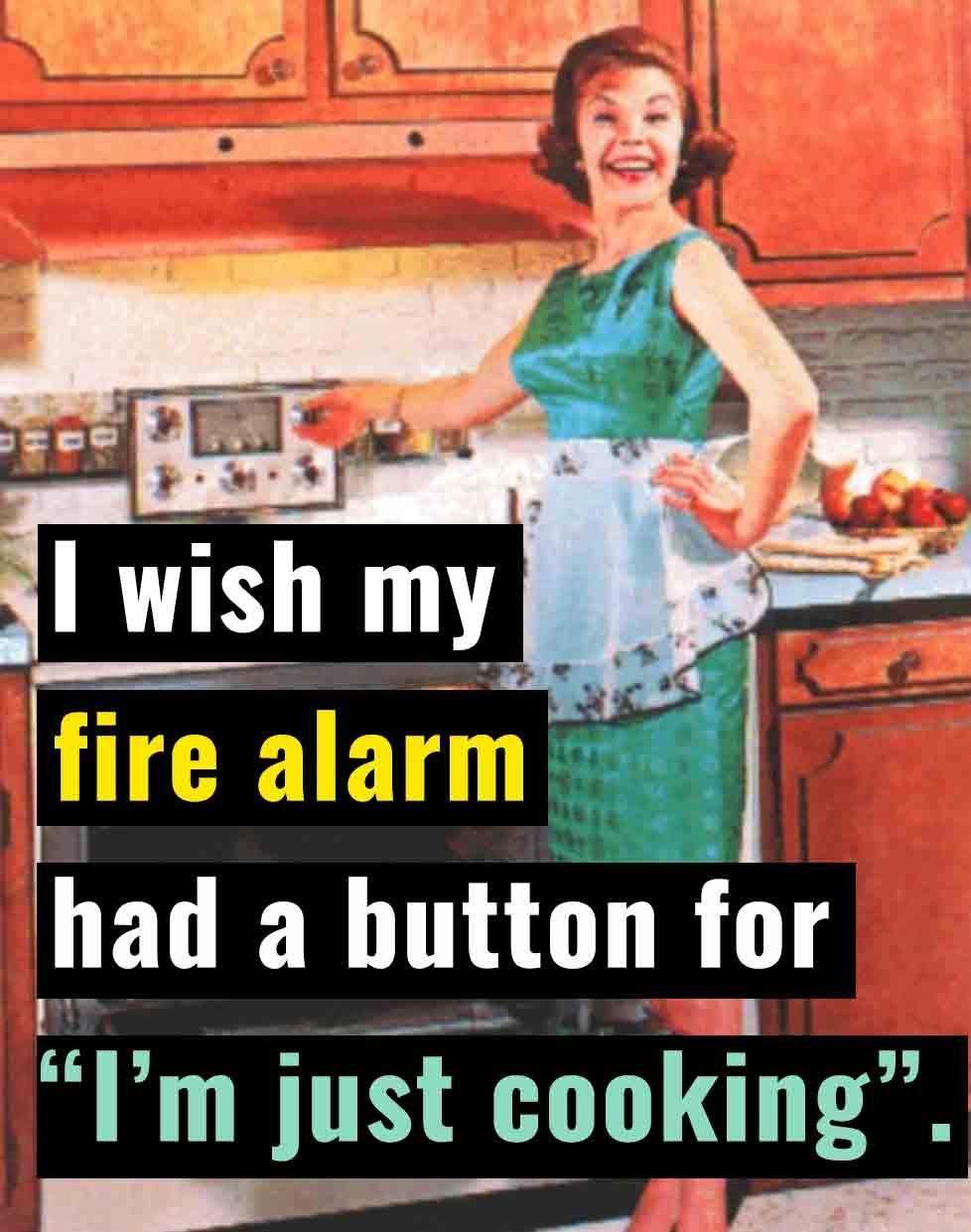 Fire Alarm Meme