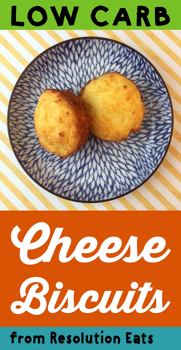 Low Carb Keto Cheese Biscuits Recipe