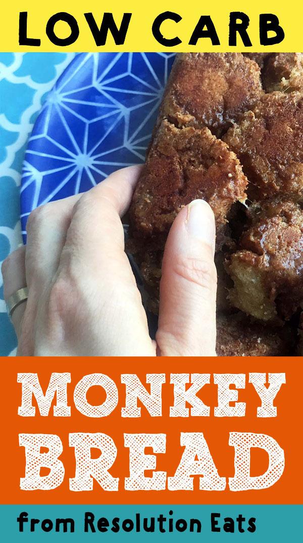 Low Carb Monkey Bread Recipe