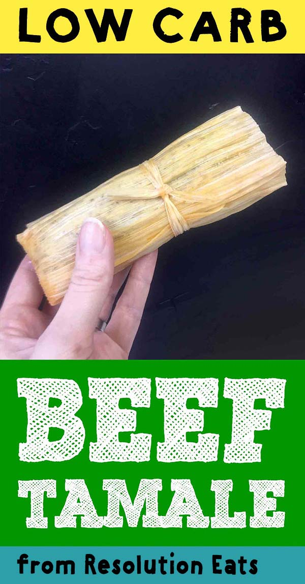 Low Carb Keto Beef Tamales Recipe