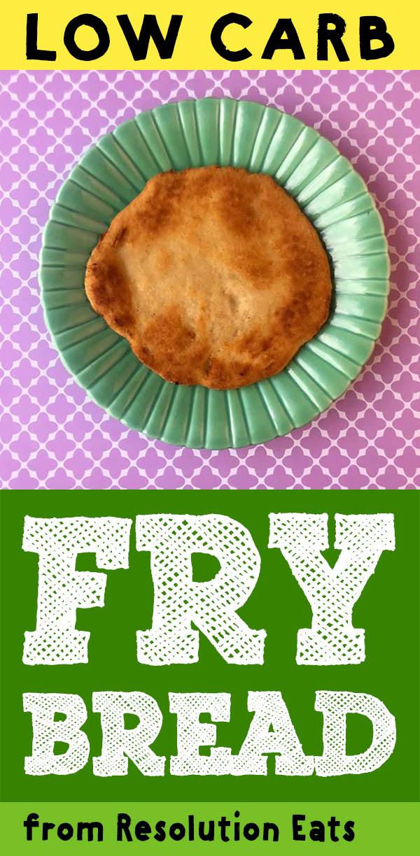 Low Carb Navajo Fry Bread Recipe