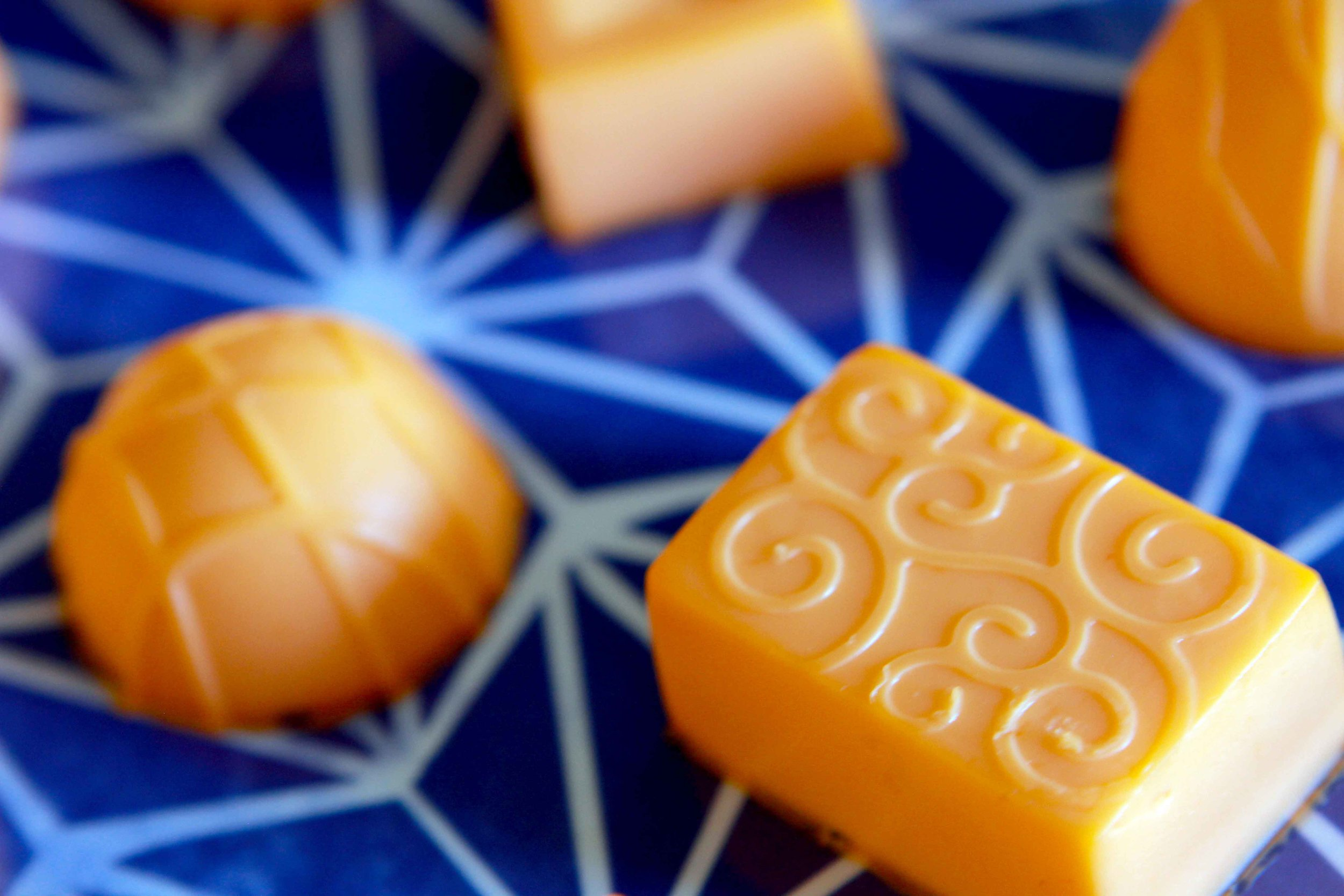 Low Carb Keto Orange Creamsicle Gummy Candy Recipe