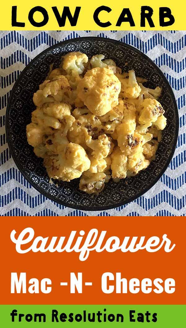 Low Carb Keto Paleo Mac -N- Cheese Recipe