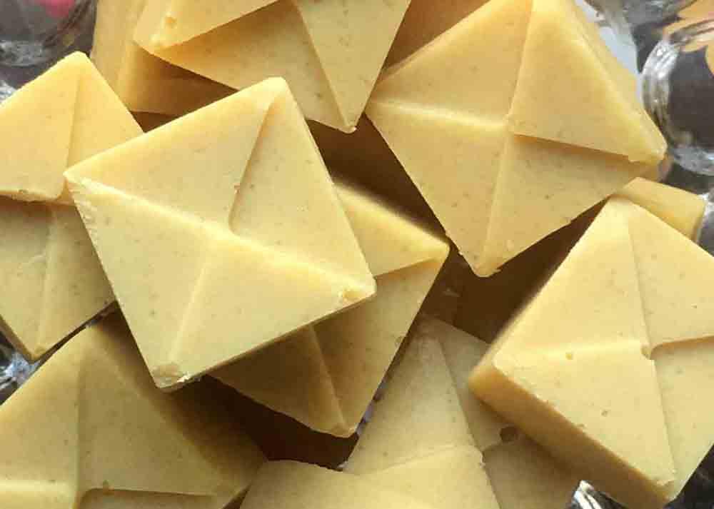 Low Carb Keto Sugar Free Caramels Fat Bomb