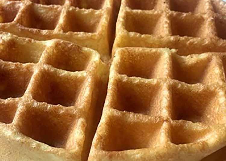 Low Carb World's Best Waffle Pancake Recipe