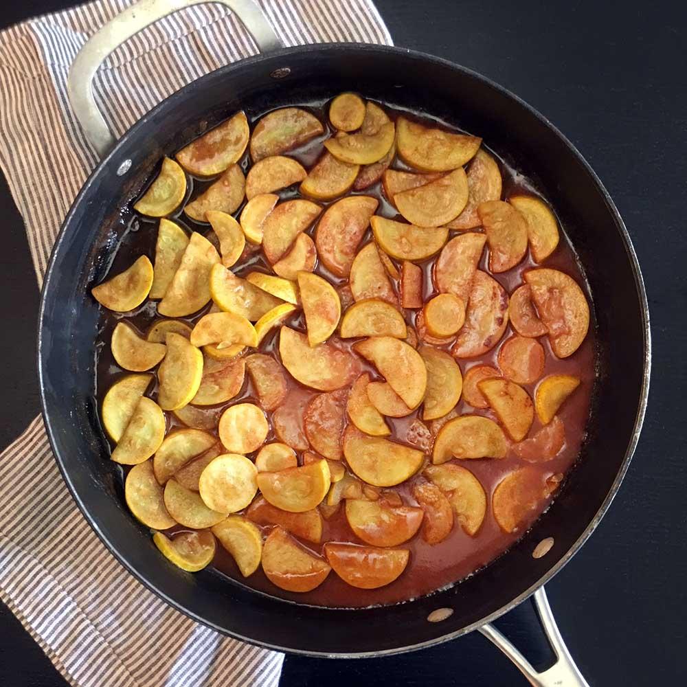 Low Carb Mock Apple Cobbler Recipe