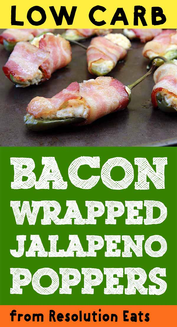 Low Carb Keto Jalapeno Poppers Recipe
