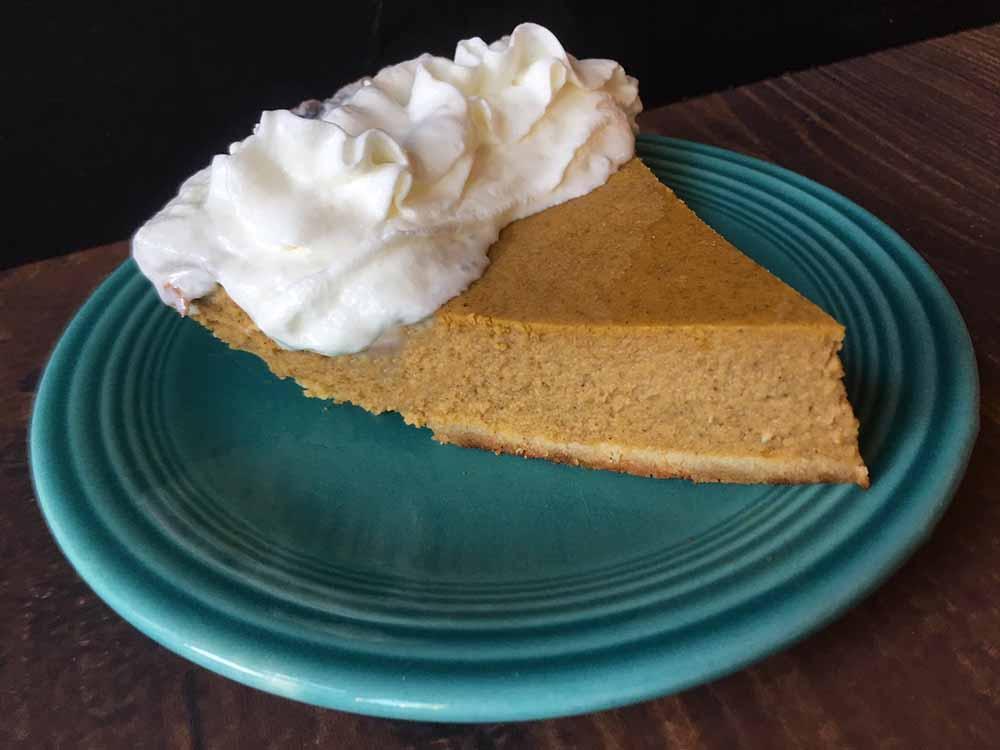 Low Carb Keto Pumpkin Pie Recipe