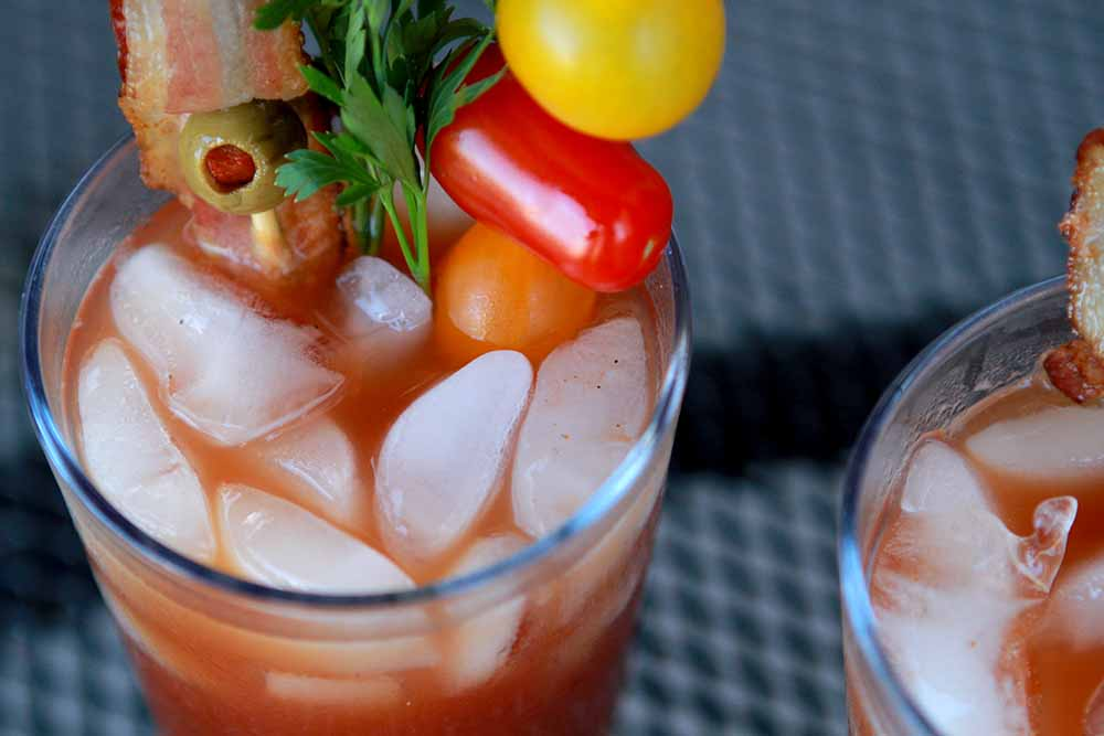 Low Carb Keto Bloody Mary Recipe