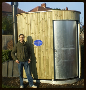 One of our first installations in 2008