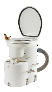 Air Head Composting Toilet