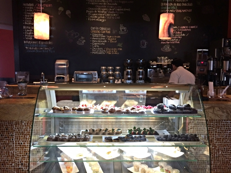 Hyatt Zilara Cancun Coffee Shop