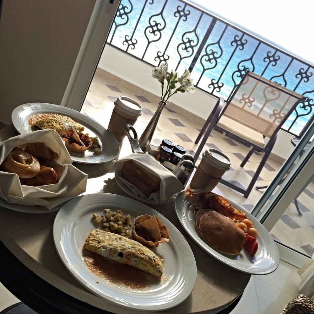 Hyatt Zilara Cancun Room Service