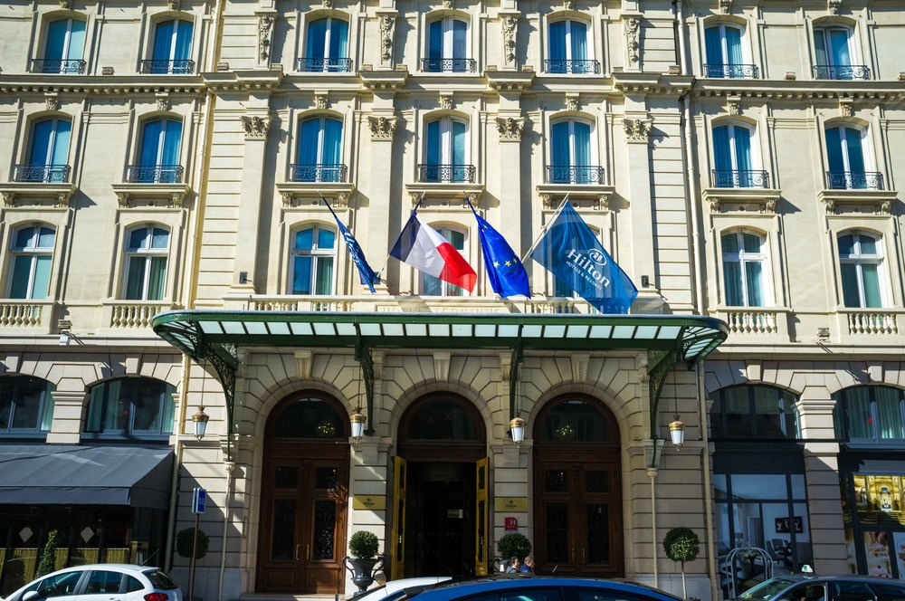 Hilton Paris Opera Review  A Historic And Glamorous Hotel