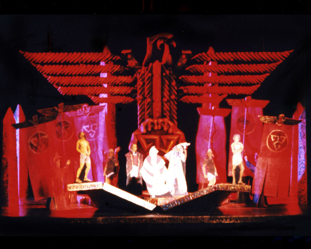 The Trial, Original Broadway Model