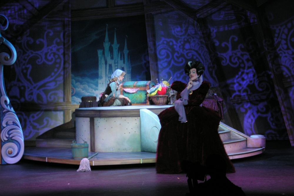Cinderella in the Attic