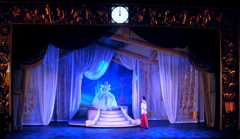 Cinderella at Midnight