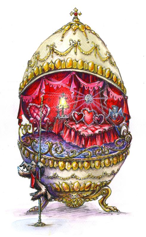 Madame Orlov's Boudoir
