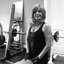 """JOSIE CORREIA """"I was diagnosed with aggressive Type 2 Lymphoma while working out at BrickHouse Fitness. Beth kept me motivated, eating healthy and kept me moving during my treatments. After 6 rounds of intense chemotherapy treatment, I am in remission and grateful to have had the stamina & strength to stay on this healthy path."""""""