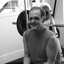 DAN FERRIS    I have been going to BrickHouse for 2 1/2 years. I am inspired by Beth's choice of clients and their willingness to work. Also, by her attention to detail with each client and their individual needs. I am soon-to-be 67 and I feel stronger and more fit than ever before!