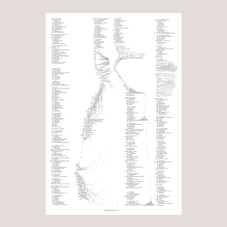 Dictionary Story Print<br>Available