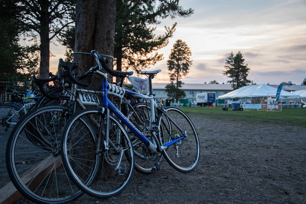 You'll be spending a lot of time with your bike, so make sure you find one that suits your needs.  Cycle Greater Yellowstone