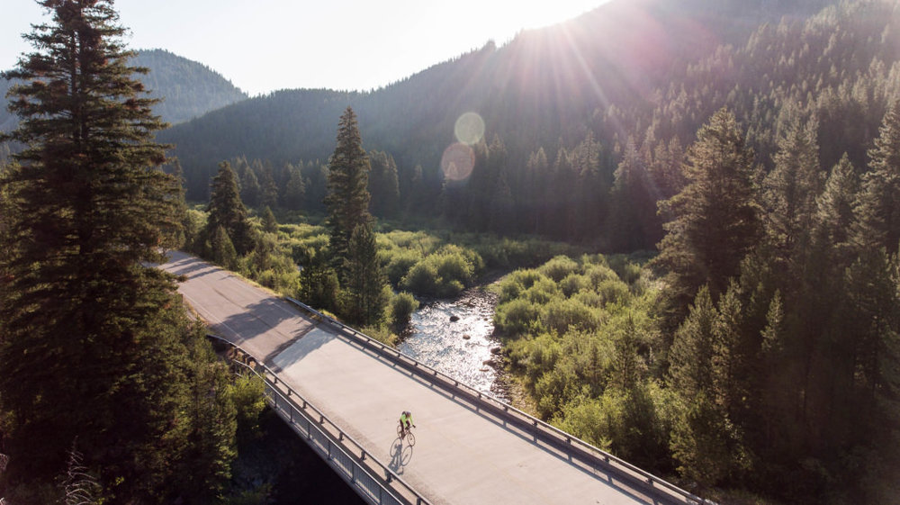 The route changes every year, but you're guaranteed to see some of the most beautiful parts of our country. Cycle Greater Yellowstone